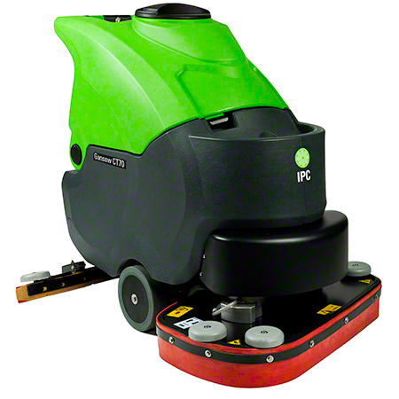 "IPC Eagle CT70BT70 Automatic Scrubber - 28"", Traction"
