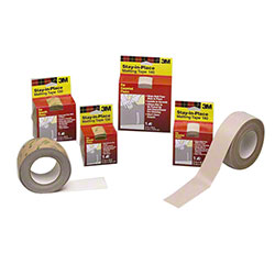 "3M™ Stay-in-Place Matting Tape 140 - 2"" x 40'"