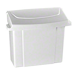 Alpine Sanitary Napkin Receptacle - White