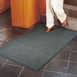 Apache Mills Duro Rib™ Indoor Mat - Charcoal, 3' x 5'