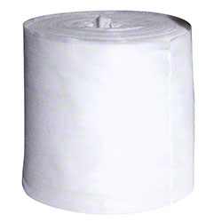 Bro-Tex Solution Wipes® White Spunlace Dry Roll Wiper - 250 ct. Roll