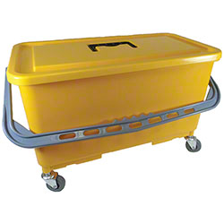 Better Brush Lid Only For Microfiber Mop Bucket on Wheels