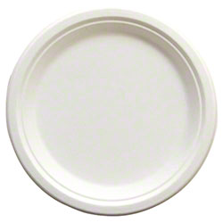 Empress™ Earth Molded Fiber Heavy Wt. Plate - 9""