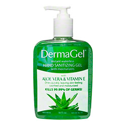 Inopak Dermagel® Waterless Moisturizing Hand Sanitizer