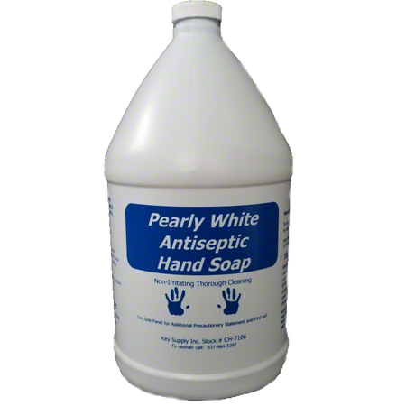 Pearly White Antibacterial Hand Lotion - Gal.
