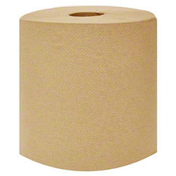 "Natural Roll Towel - 7.875"" x 800'"