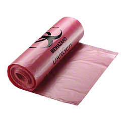 Rollpak® Healthcare Infectious Waste Liner -40x48, 1.4 mil