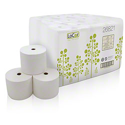 "LoCor® 2 Ply Bath Tissue - 3.85"" x 4.05"""