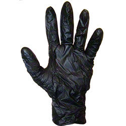 Volk Clean Hand® General Purpose Black Nitrile Glove-Med