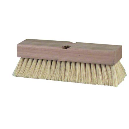 "Deck Brush - 10"" Block"
