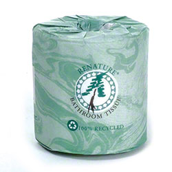 "Advantage® Renature® 2 Ply Toilet Tissue - 4.5"" x 3.75"""