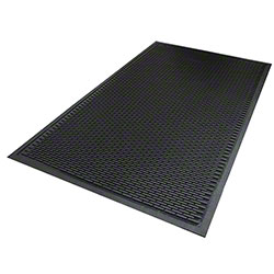 M + A Matting SuperScrape™ Scraper Mat - 3' x 5', Black