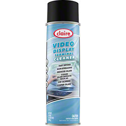Claire® Video Display Terminal Cleaner - 19 oz. Net Wt.