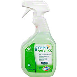 Clorox® Commercial Solutions® Green Works® All Purpose Spray Cleaner - 32 oz.