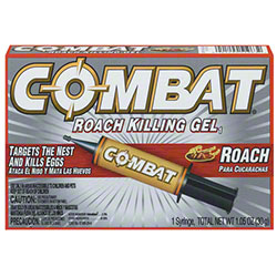 Combat® Roach Killing Gel - 1.05 oz.