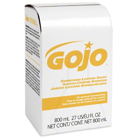 GOJO® Enriched Lotion Soap - 800 mL BIB