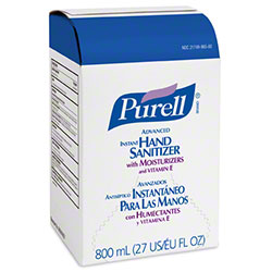 GOJO® Purell® Advanced Hand Sanitizer Gel w/Vitamin E