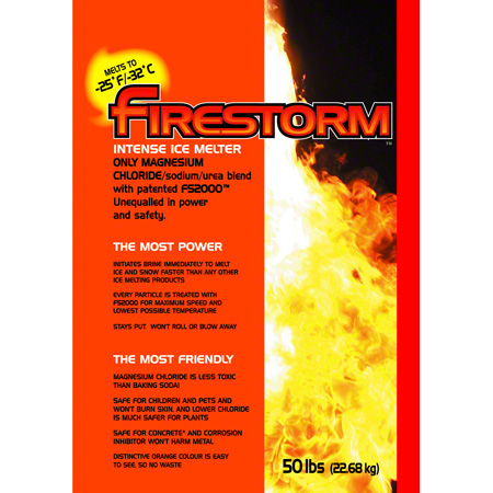 HLF Firestorm™ Intense Ice Melter - 50 lb. Pail