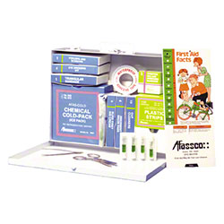 HOSPECO® Health Gards® First Aid Kit For 25