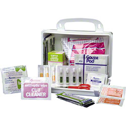HOSPECO® Health Gards® First Aid Kit For 10