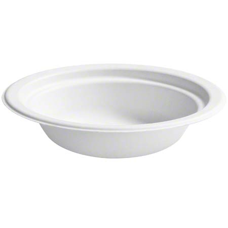 Chinet® Classic White™ Molded Fiber - 12 oz. Bowl