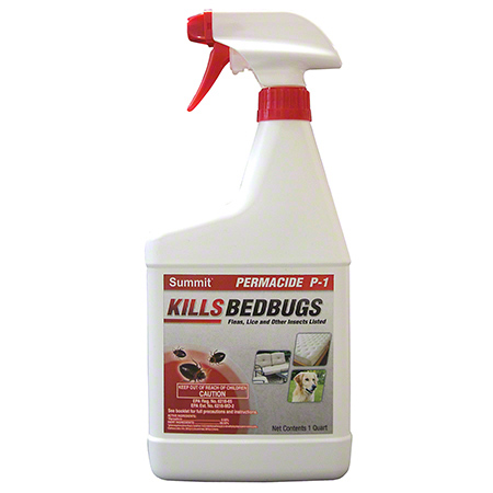 Permacide® P-1 Bed Bug Killer - Qt.