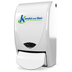 One Liter Foam Soap Dispenser - White