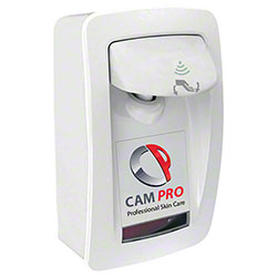Cam Pro Touch Free Professional Skin Care Dispenser - White