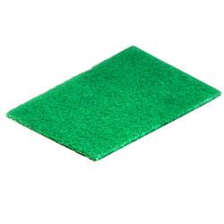 "General Purpose Green Scouring Pad - 6"" x 9"""