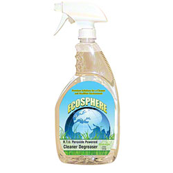 Ecosphere RTU Peroxide Powered Cleaner/Degreaser - Qt.
