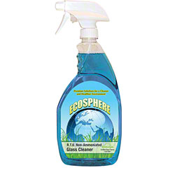 Ecosphere RTU Non-Ammoniated Glass Cleaner - Qt.