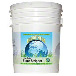 Ecosphere Low Odor Floor Stripper - 5 Gal.