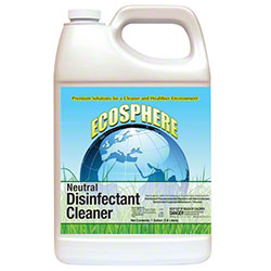 Ecosphere Neutral Disinfectant Cleaner - Gal.