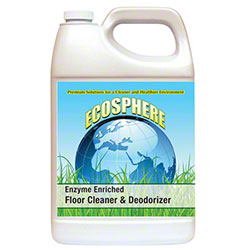Ecosphere Enzyme Enriched Floor Cleaner & Deodorizer - Gal.