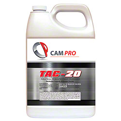 Cam Pro TAC-20 Neutral Disinfectant Cleaner - Gal.