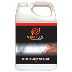 MJ98PLUS+ Enriched Lotion Hand Soap - Gal.