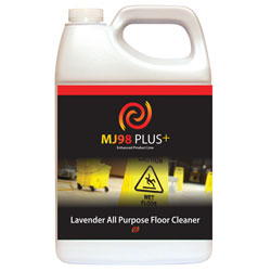 MJ98PLUS+ Lavender Floor Cleaner - Gal.
