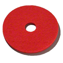Red Spray Buffing Floor Pads