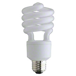 Mini Spiral Compact Fluorescent Bulbs