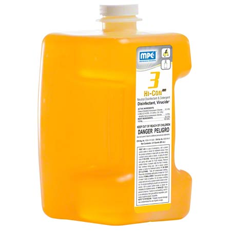 MPC™ #3 Hi-Con PF Neutral Disinfectant & Detergent -80 oz