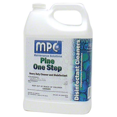 MPC™ Pine One Step Heavy Duty Cleaner & Disinfectant-Gal.