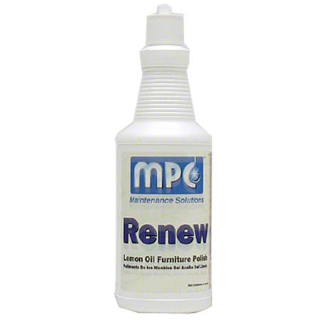 MPC™ Renew Lemon Oil Furniture Polish - 32 oz.