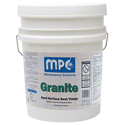 MPC™ Granite Hard Surface Seal/Finish - 5 Gal.