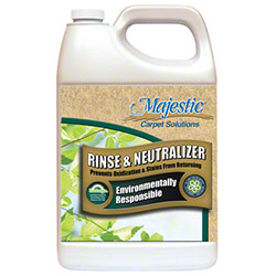 Majestic® Carpet Rinse & Neutralizer - Gal.