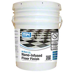 MPC™ N-Dure Nano-Infused Floor Finish - 5 Gal.