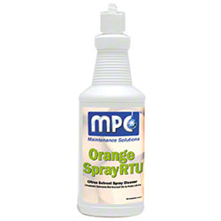 MPC™ Orange Spray RTU Citrus Solvent Cleaner-32 oz
