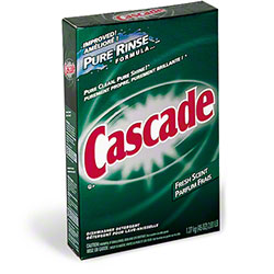 P&G Cascade® Powder Dishwasher Detergent - 45 oz.