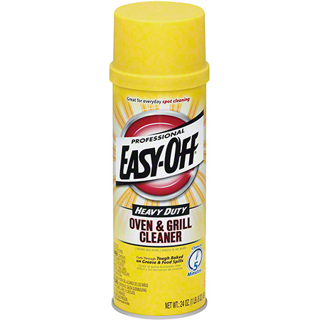 Professional Easy-Off® Oven & Grill Cleaner -24 oz Aerosol