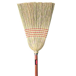 Rubbermaid® Corn Broom - Standard, 24 lb.