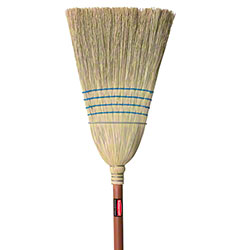 Rubbermaid® Corn Broom - Warehouse, 31 lb.